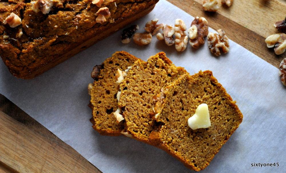 Apple Pumpkin Mini Loaf by sixtyone45