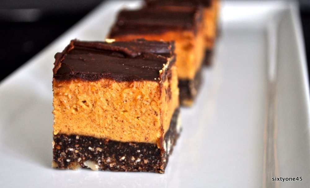 1a Pumpkin Nanaimo Bar by sixtyone45