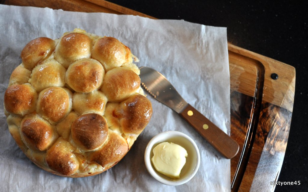 Pull Apart Pierogi Bread by sixtyone45