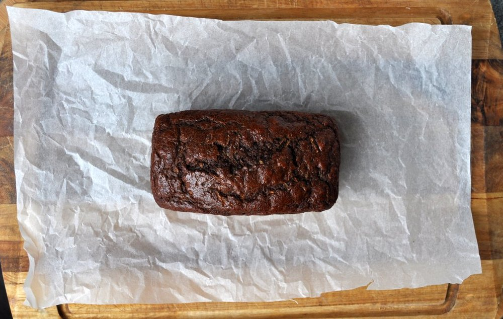 Chocolate-Zucchini-Loaf