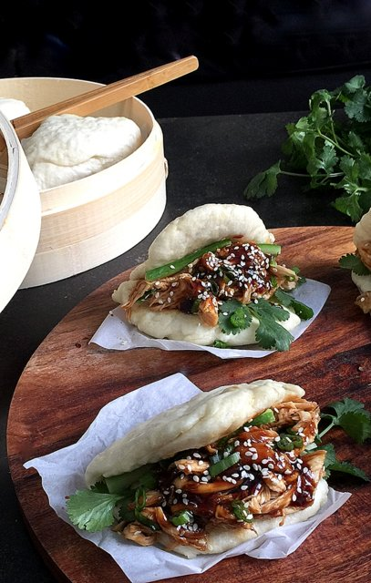 Bao Buns by Food Well Said