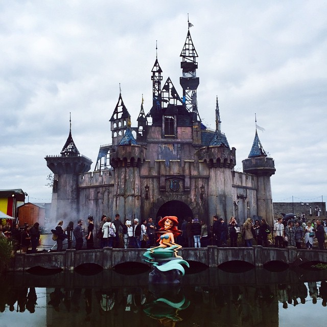 dismaland-weston-super-mare-bansky-castle-mermaid-ariel.jpg