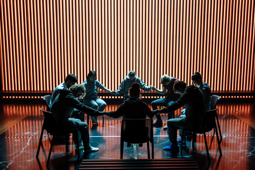 The company in Measure for Measure at the Donmar Warehouse directed by Josie Rourke, designed by Peter McKintosh. Photo Manuel Harlan-194.jpg