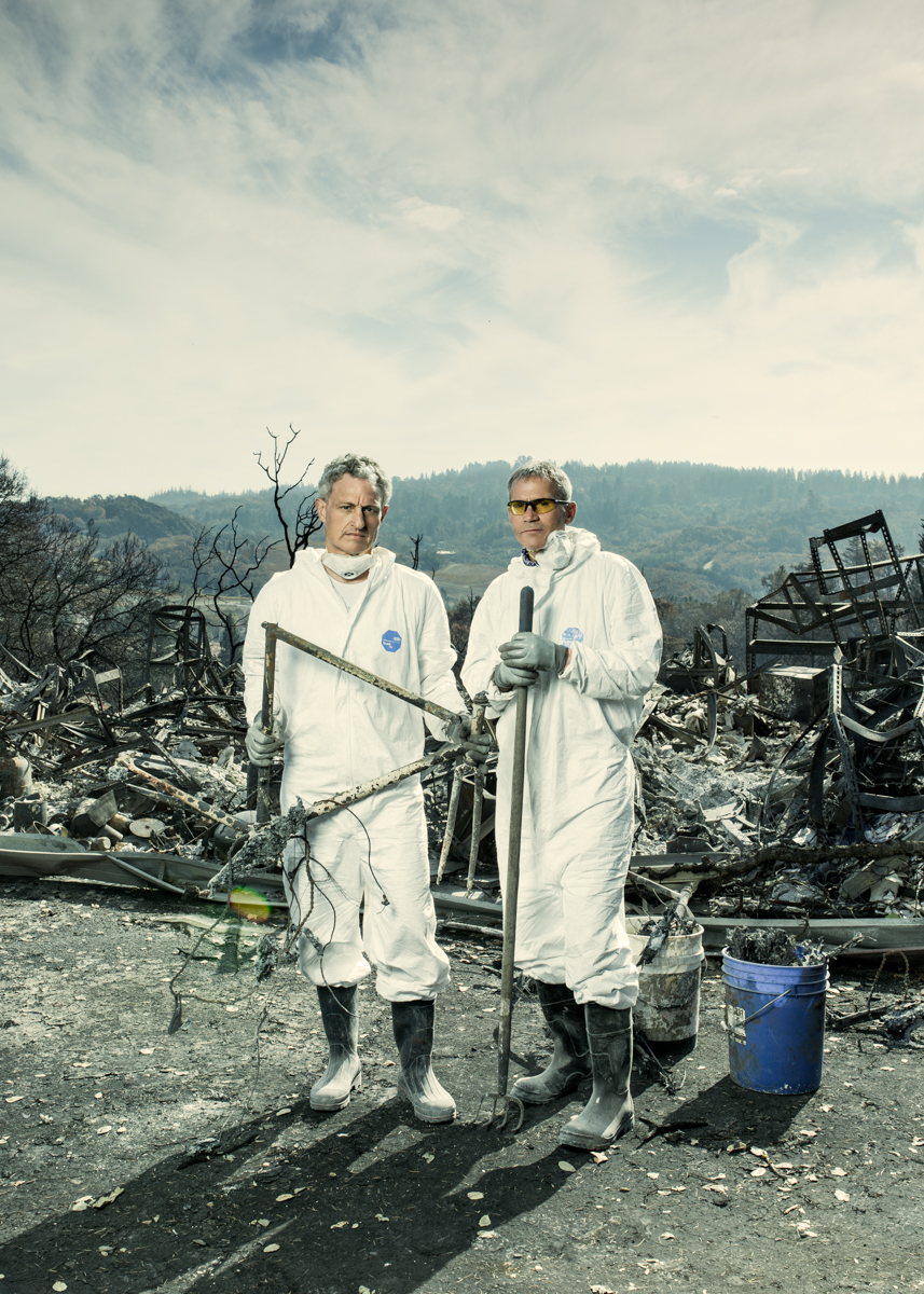 Walt Flom & Steve Backman -