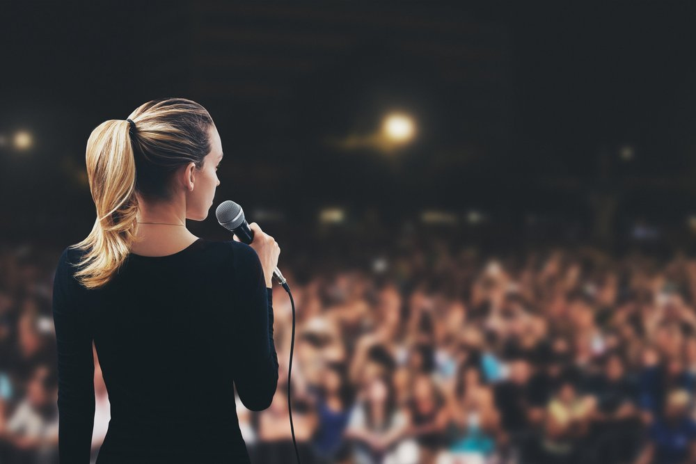 10 Tips To Nail Public Speaking Before Your Next Event. - For Goodzing