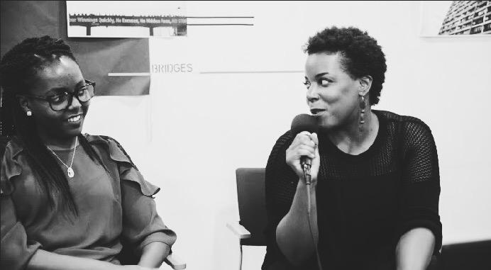 Louisa Kiwana – @afroblush and Ruth Muthoni – @Mothonee