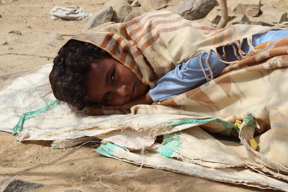 Image: Moayed Al-Shaibani/Oxfam Yemen - mars 2017