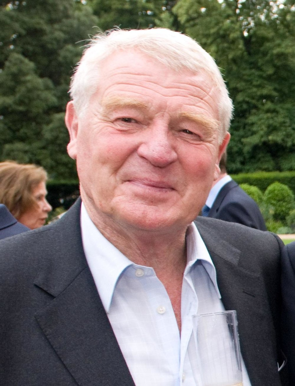 Lord (Paddy) Ashdown
