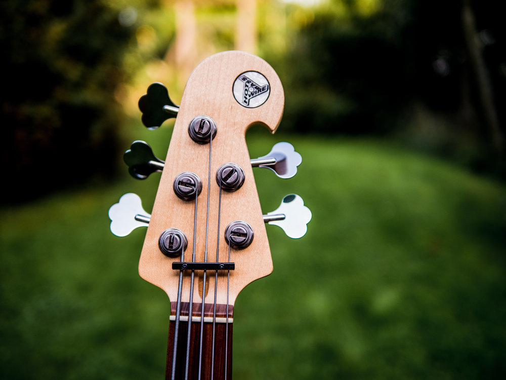 Hot Wire Bass - Dein Bass. Auf Mass gefertigt.In Handarbeit.