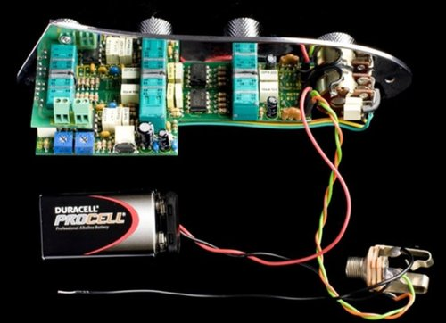 East UK Electronics — Hot Wire B Hot Wiring on