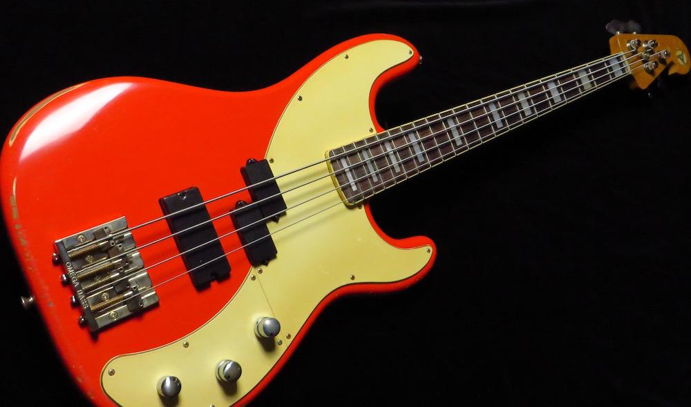 Soundcheck: - Alles was man von einem Vintage Bass erwartet, steckt auch drin. Der P-Sound weckt Erinnerungen. Der Steg-Tonabnehmer lässt den Jaco von der Leine.