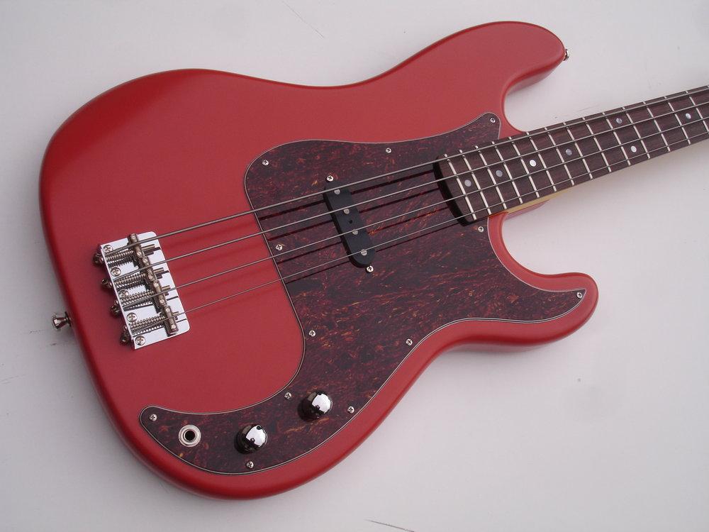 Vintage 51/57 - Der gehört hier auch rein: Eine Kombination aus 1957er Re-Styling, aber mit 51er Pickup!
