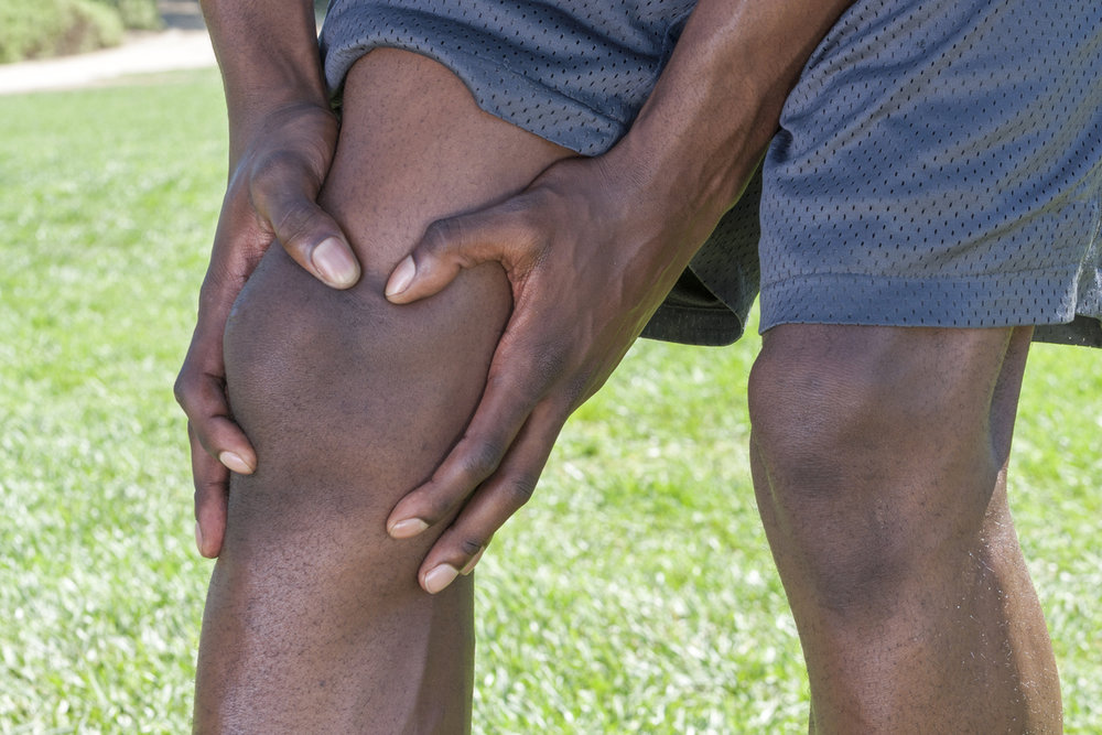 Knee Pain?   We Can Help!  Call (843)547-4058 for an appointment or free injury consultation.