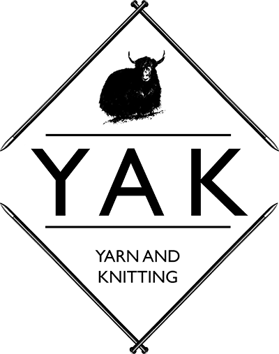 YAK yarn and knitting brighton