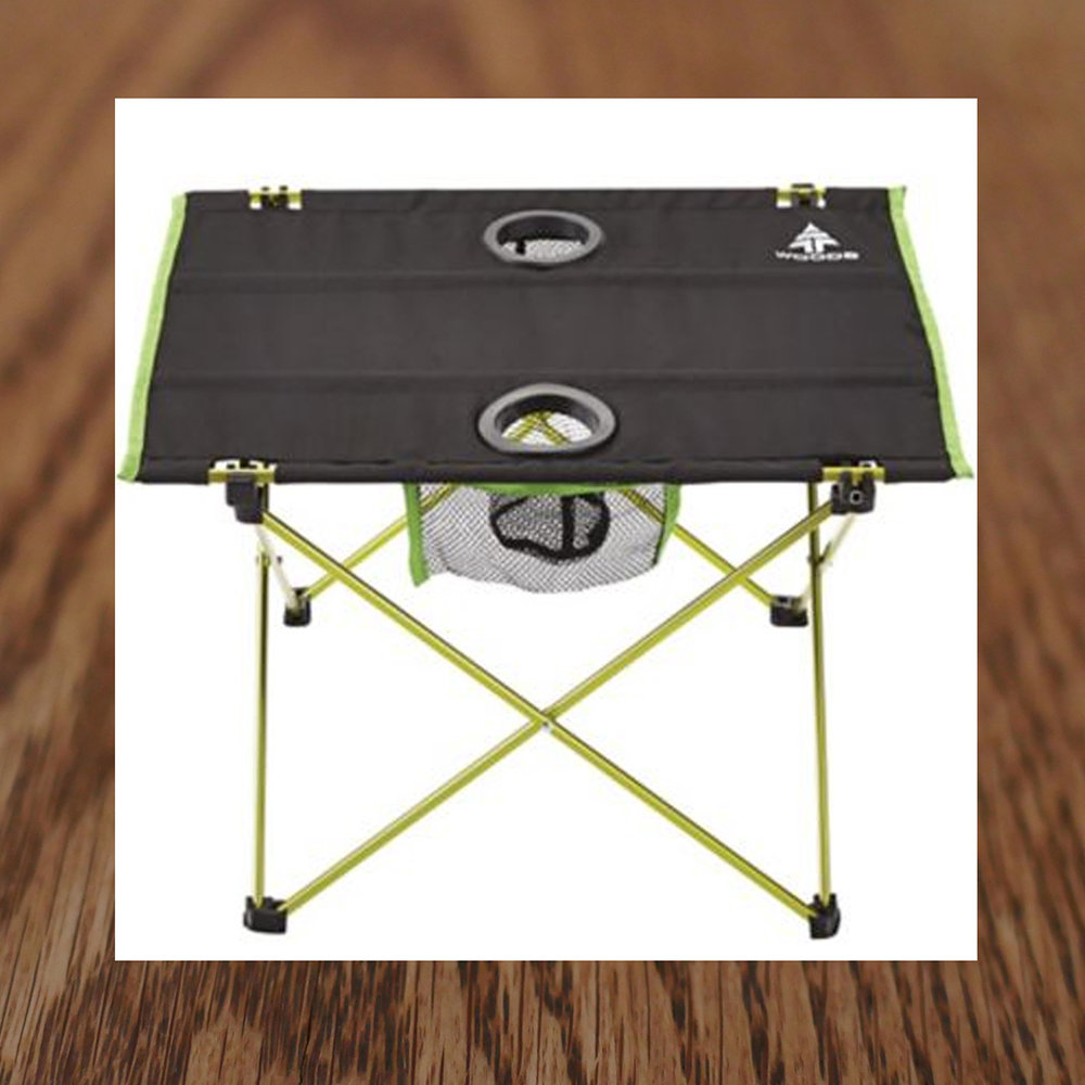 TABLE DE CAMPING  10$/location