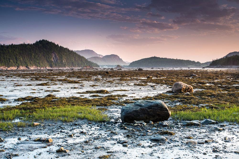 Parc national du Bic   Photo : SEPAQ