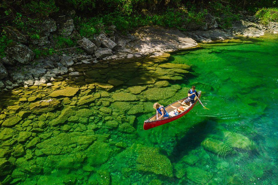 La rivière Bonaventure  Photo : Cime Aventures