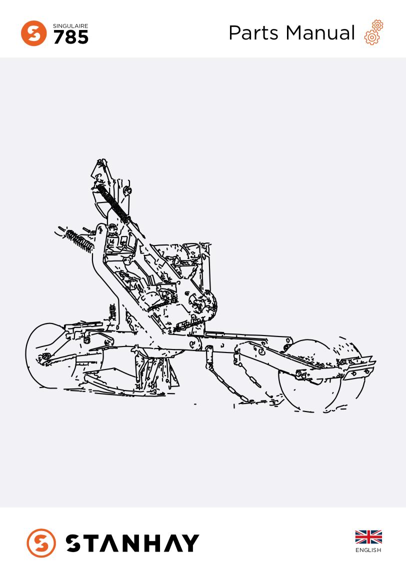 785 Parts Manual