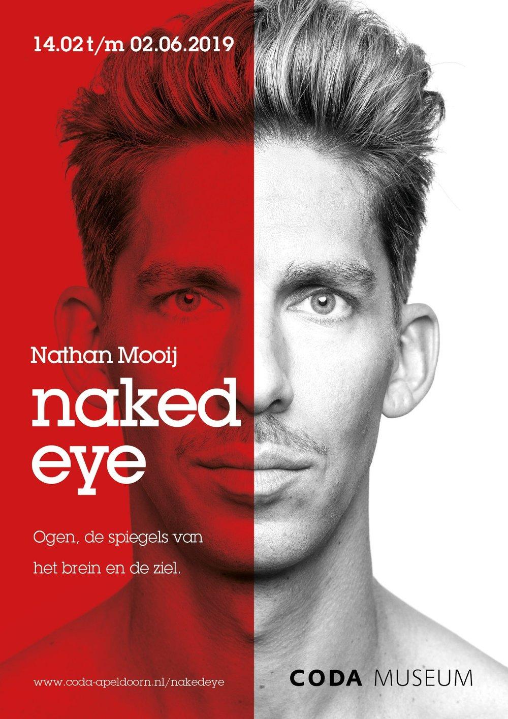 Mede mogelijk gemaakt dank zij U? - Wordt partner van Naked Eye in CODA Apeldoorn!