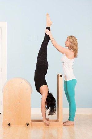 Pilates certification South Florida Boca teacher training