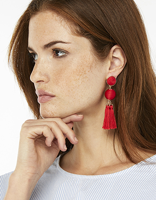 Colourful Earrings  -