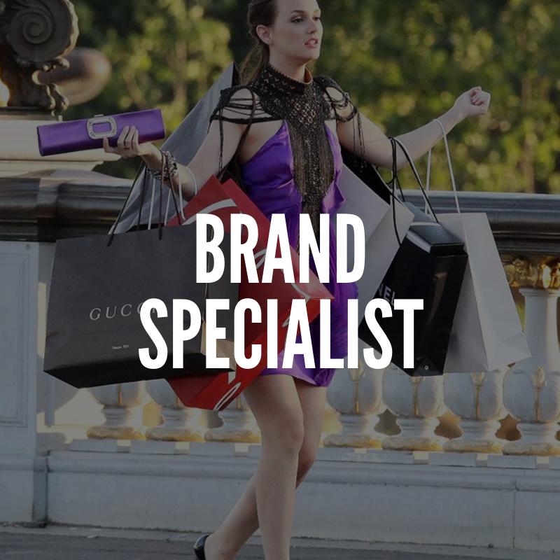 Fashion brand specialist