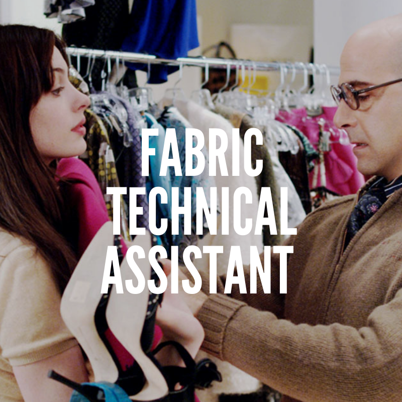 Fabric technical assistant