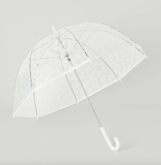 An umbrella -
