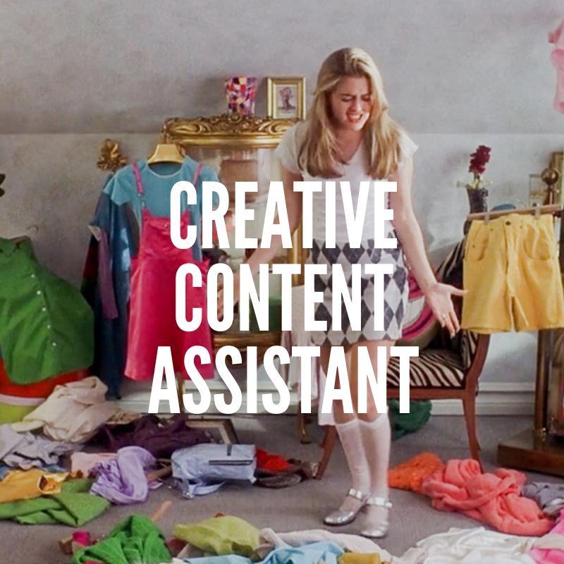 Creative Content Assistant