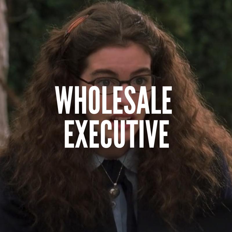 WholesaleExecutive