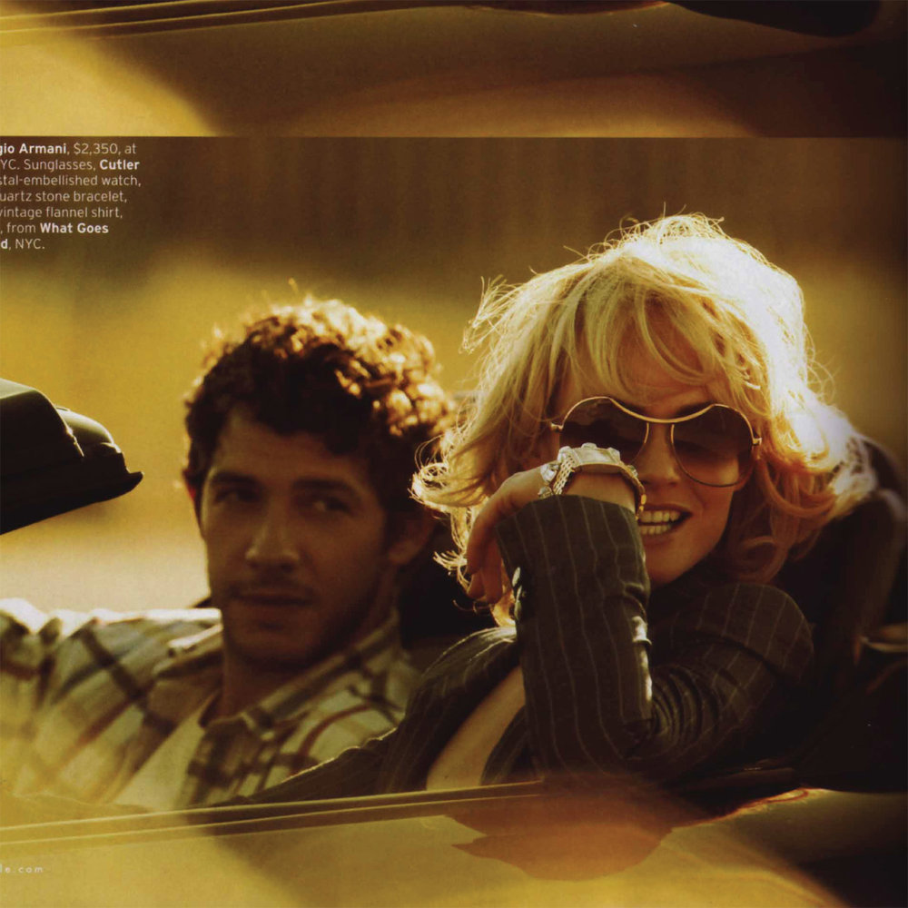 Cutler and Gross, ELLE - November 2009