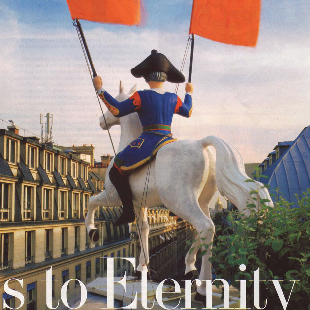 Hermès, Vanity Fair - September 2007