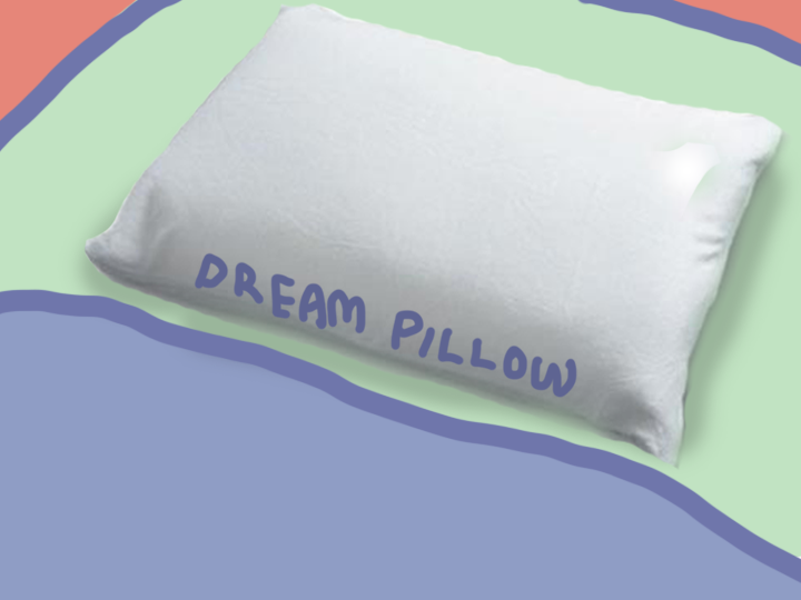 Dream Pillow by Jane Aaron