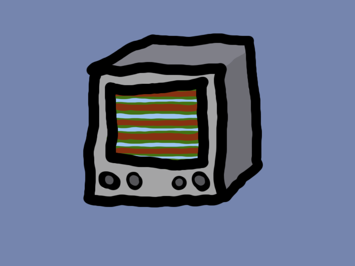 TV by Jane Aaron