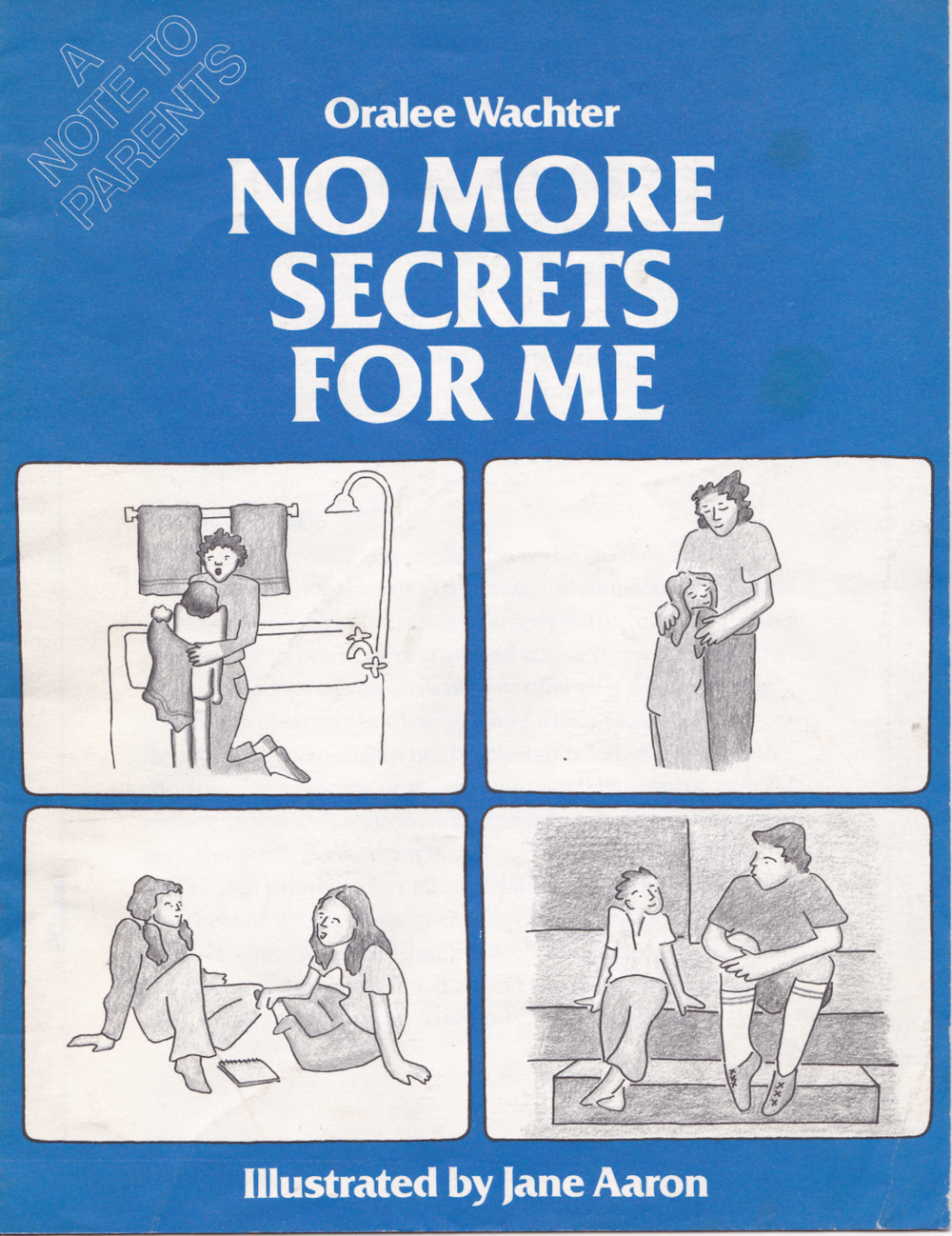 """No More Secrets for Me"" - Parent's Guide"