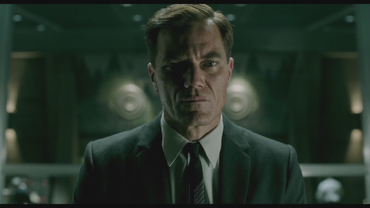 Michael Shannon is Irredeemably evil