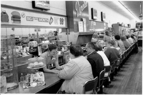 Kresge's Lunch Counter