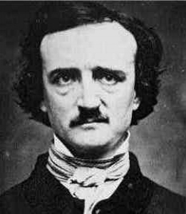 Edgar Allan Poe - He was from Baltimore, MD. Baltimore's football team, the Ravens, were named after one of his iconic poems