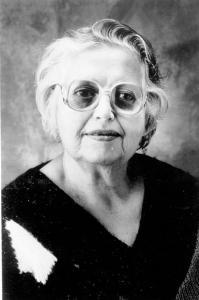 """The Angel of Big Muddy"". Anne Szumigalski founded the Saskatchewan Writer's Guild"