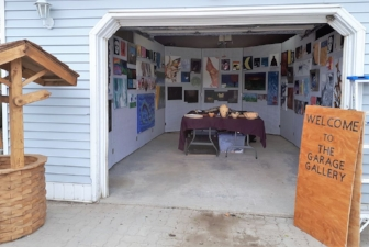 The Garage Gallery