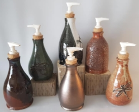 Pottery by Karen Peterman