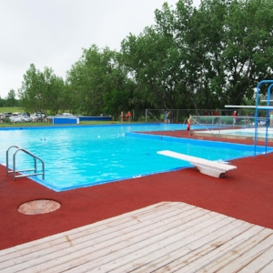 Thomson Lake Swimming Pool