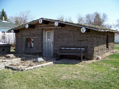 "The ""Sod Shack"""