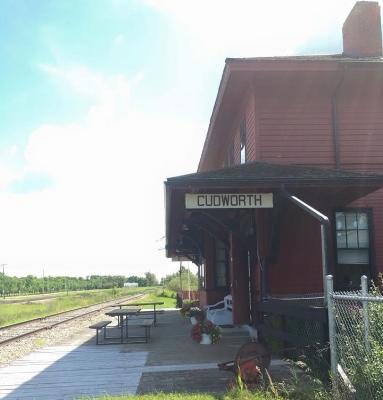 Cudworth Station
