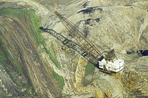 Estevan Coal Mine