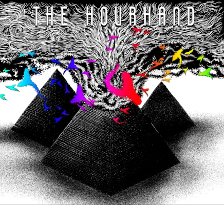 Necrographix designed the art work for The Hourhand's EP