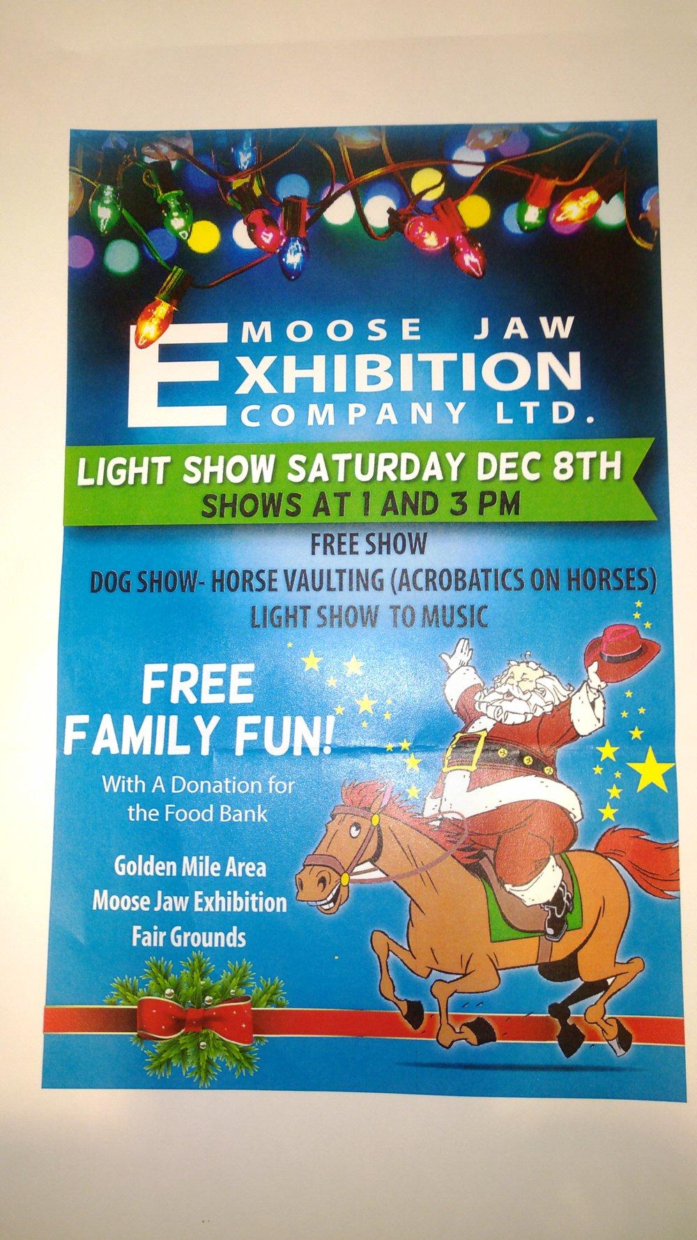 Courtesy Moose Jaw Exhibition Company
