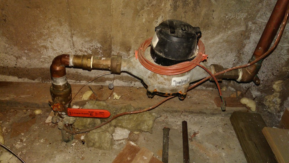 A mechanical water meter - MJ Independent File Photo