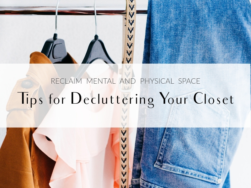 Attractive Reclaim Mental And Physical Space By Decluttering Your Closet U2014 The  Organizing Mentors | Professional Organizers In Loudoun County