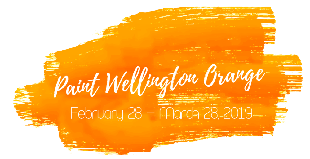 Are You Ready to Paint the Town Orange? - See all the exciting events taking place in Wellington, Fla. Interested in starting your own fundraiser? See how in our 2019 Paint Wellington Orange Newsletter.